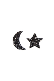 Little Moose Star Moon Earrings - Product Mini Image