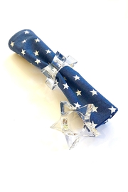 HUANG ACRYLIC Star Napkin Ring - Product Mini Image