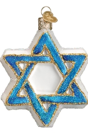 Old World Christmas Star Of David - Product Mini Image