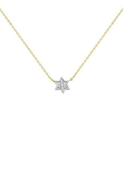 Alefbet Star Of David - Front cropped