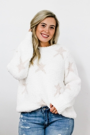 POL Star Of The Show Sweater - Front cropped