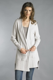 Tempo Paris Star Open Cardigan - Product Mini Image