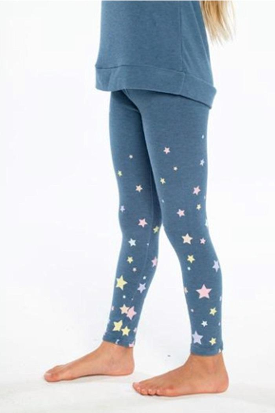 Chaser Star Pants - Front Full Image