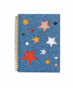 Shoptiques Product: Star Power Mini Notebook