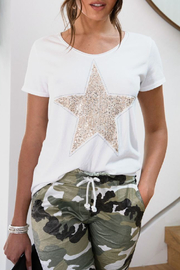 Venti 6 Star Power Tee - Product Mini Image