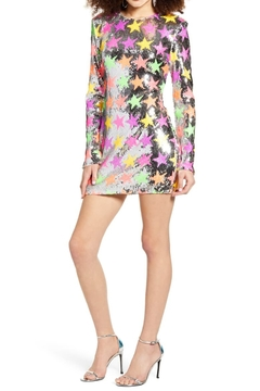 Endless Rose Star Print Dress - Product List Image