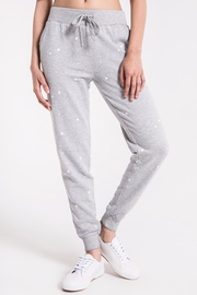 Zsupply Star-Print Fleece Jogger - Product Mini Image