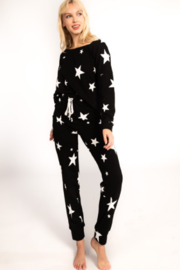 Hope Horizon Star Print Jogger Set - Product Mini Image