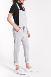 z supply Star Print Overalls - Side cropped