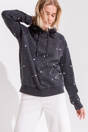 z supply Star Print Pullover - Front cropped