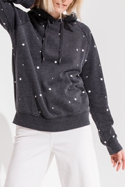 z supply Star Print Pullover - Product Mini Image