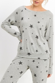 Papercrane Star Print Sweatshirt - Product Mini Image