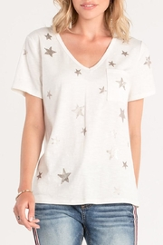 Miss Me Star Print Tee - Product Mini Image
