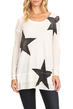 T Party Star Print Thermal - Product List Image