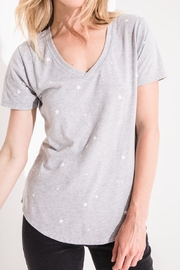 z supply Star Print Top - Product Mini Image