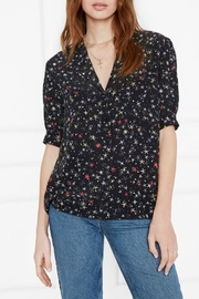 Anine Bing Star Safari Blouse - Product Mini Image