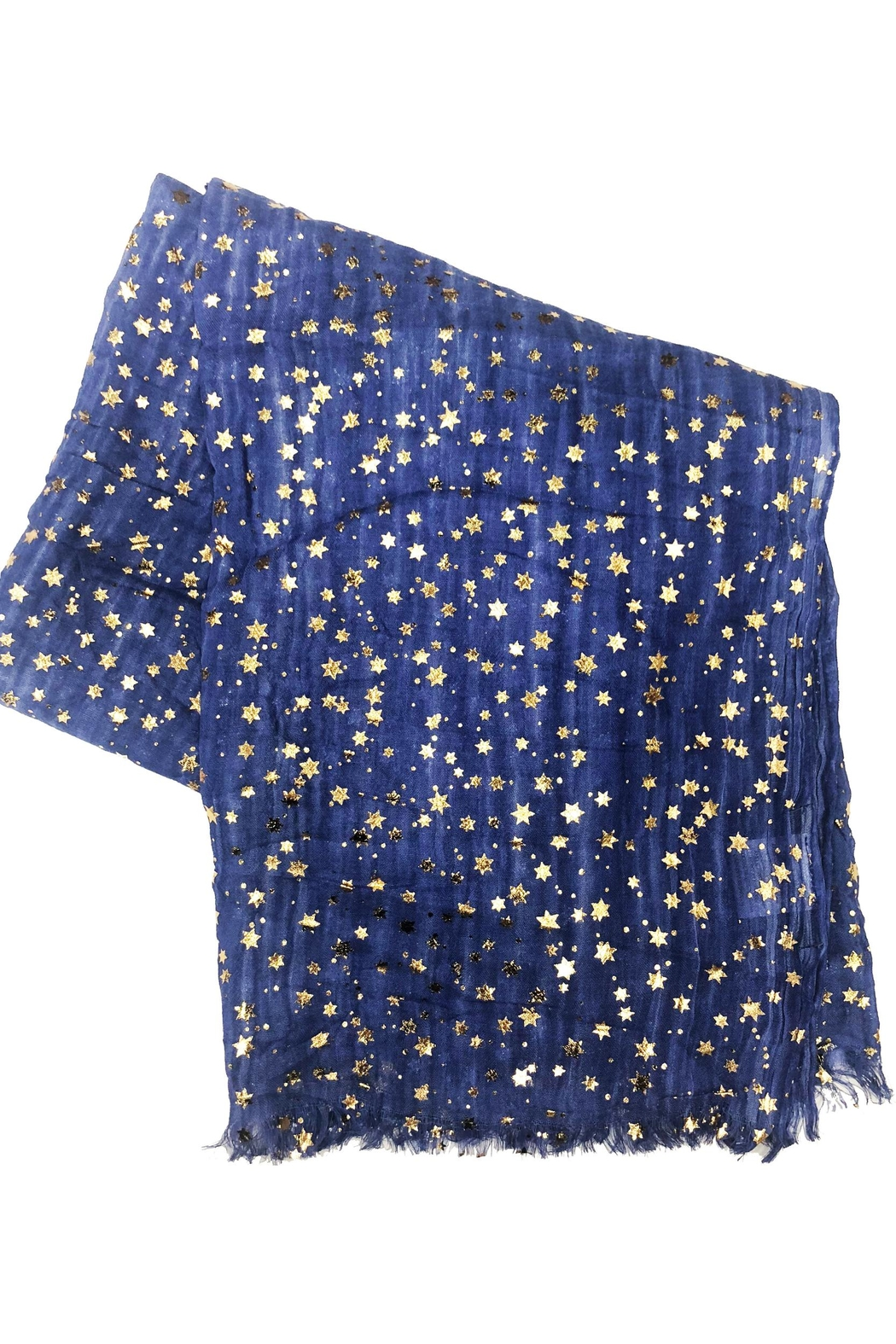 Lets Accessorize Star Scarf - Main Image
