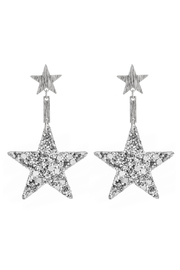 Wild Lilies Jewelry  Star Sequin Earrings - Product Mini Image