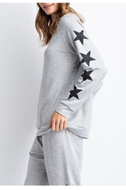 The Dressing Room Star-Sleeve Top - Front full body