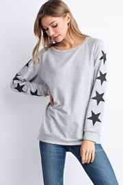 The Dressing Room Star-Sleeve Top - Product Mini Image