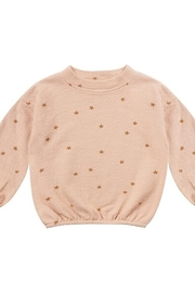 Rylee & Cru Star Slouchy Pullover - Product Mini Image