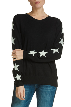 Elan Star Spangled Sweater - Alternate List Image