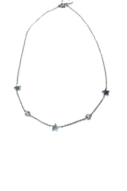 Lets Accessorize Star Stone Choker - Product Mini Image