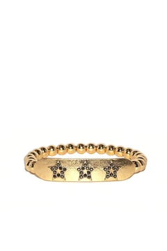 Marlyn Schiff Star Stretch Bracelet - Product List Image