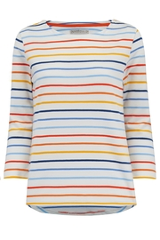 Sugarhill Boutique Star Stripe Top - Product Mini Image