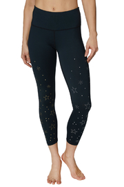 Betsey Johnson Star Studded 7/8 Legging - Product Mini Image