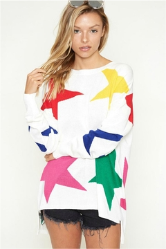 Towne Star Sweater - Alternate List Image