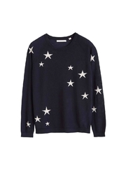 Chinti & Parker Star Sweater - Back cropped