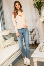 Thml Star Sweater - Side cropped