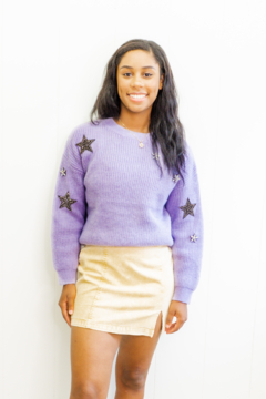 On Twelfth Star Sweater - Product List Image