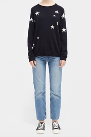 Chinti & Parker Star Sweater - Front cropped