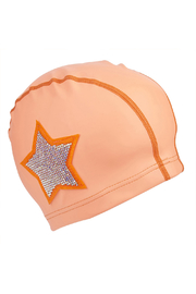 Bling2o Star Swim Cap - Product Mini Image