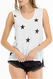 Olivaceous Star tank top - Product Mini Image