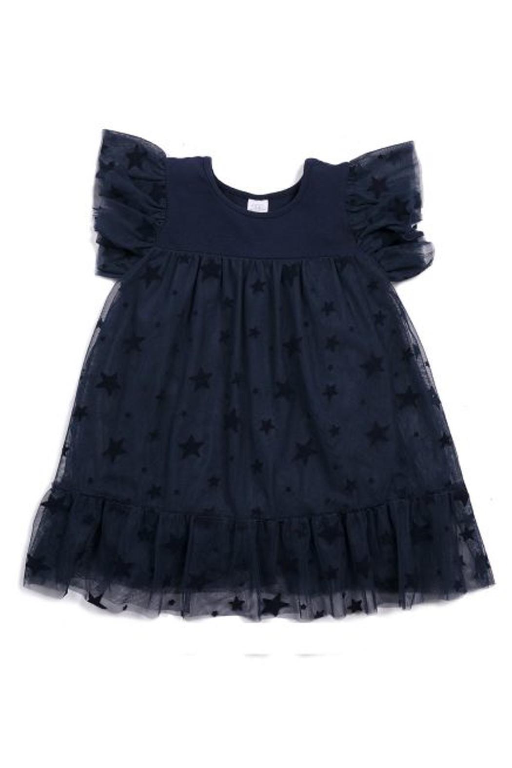 Egg  by Susan Lazar Star Tulle Dress - Front Full Image