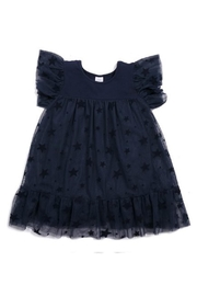 Egg  by Susan Lazar Star Tulle Dress - Front full body