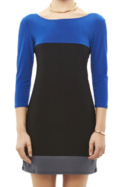 Star Vixen Color Block Tunic - Side cropped