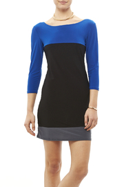 Star Vixen Color Block Tunic - Front cropped