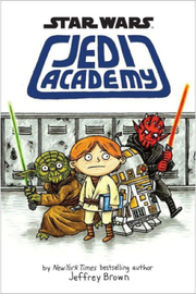 Scholastic Star Wars: Jedi Academy #1 - Product Mini Image