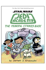 Scholastic Star Wars: Jedi Academy #6: The Principal Strikes Back - Product Mini Image