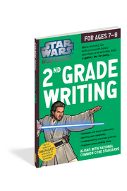 Workman Publishing Star Wars Workbooks 2nd Grade Writing - Product Mini Image