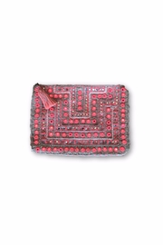 Star Mela Clutch - Front cropped