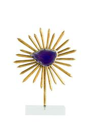 Shoptiques Product: Small Agate Sculpture - Front cropped