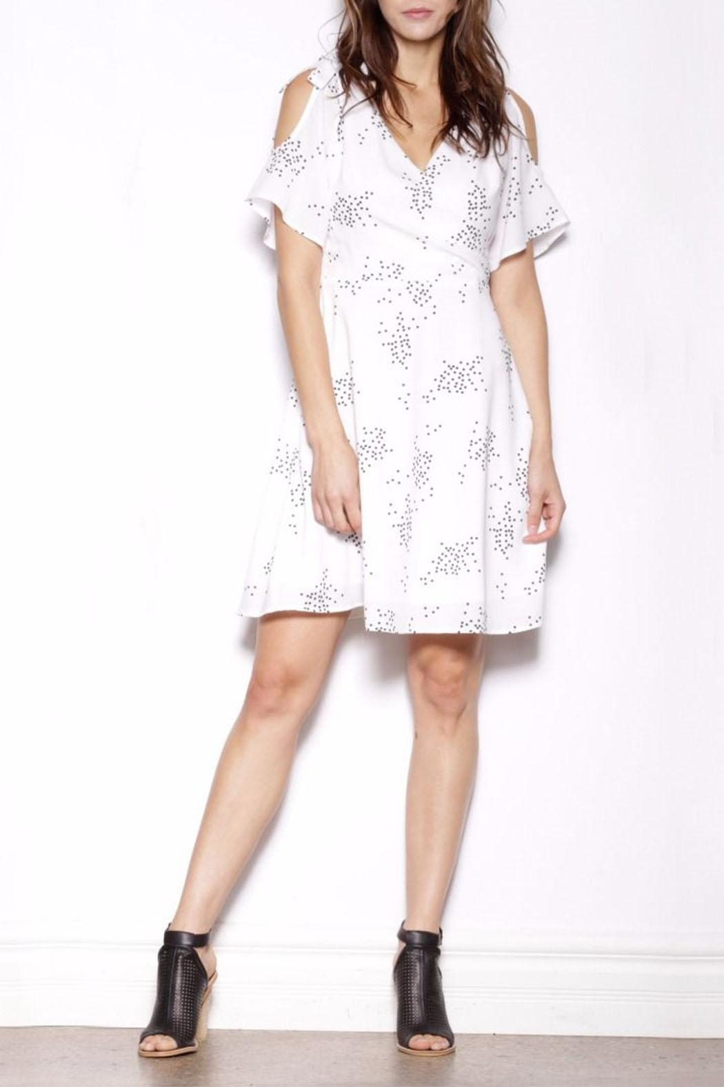 Pink Martini Collection Starbust Dress - Main Image