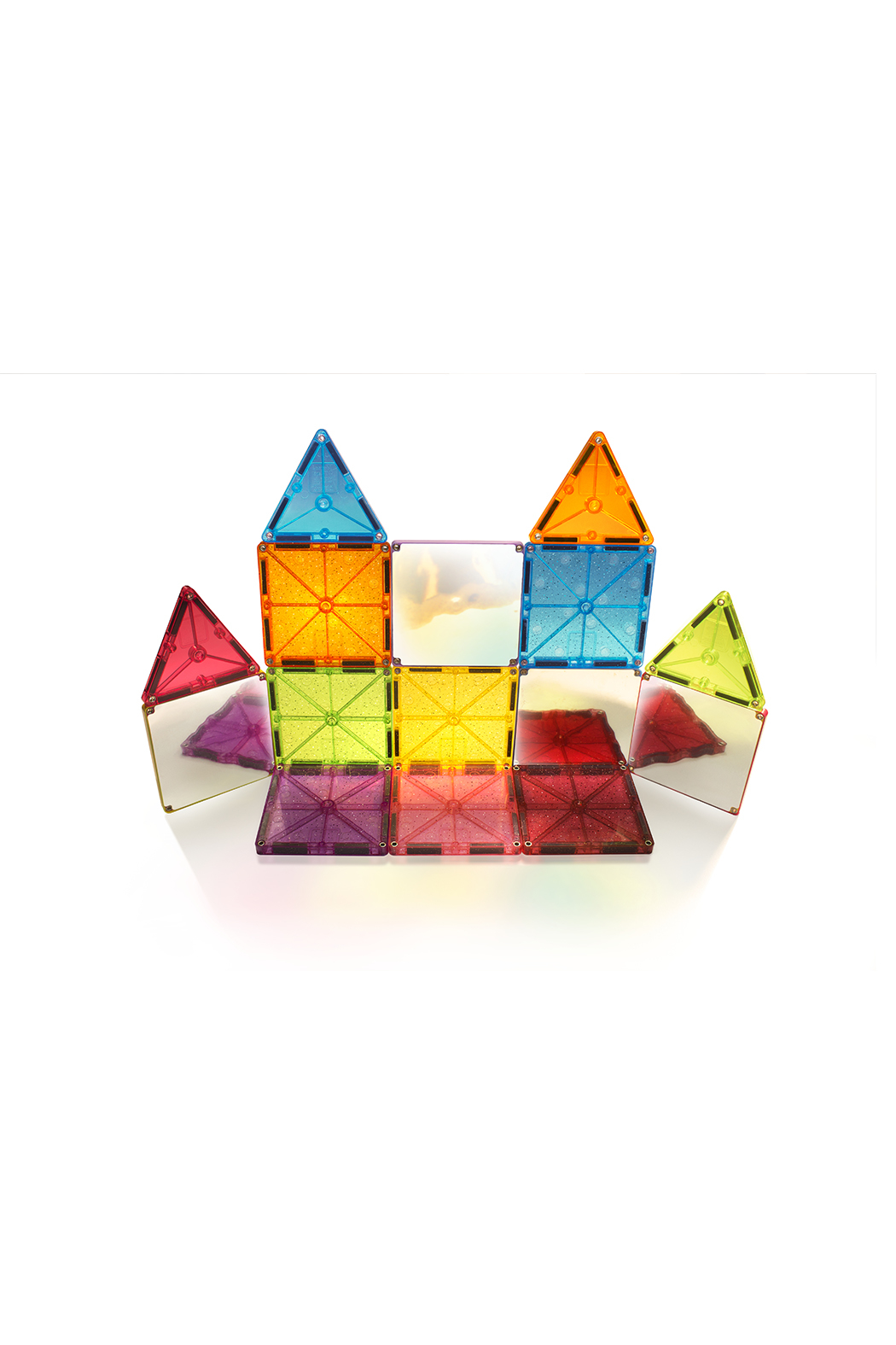 Valtech - MagnaTiles Stardust Glitter and Mirrors - Front Full Image