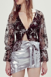 FOR LOVE & LEMONS Stardust Top - Front cropped