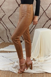 SAGE THE LABEL Stare' Mesto High Waisted Pant - Side cropped